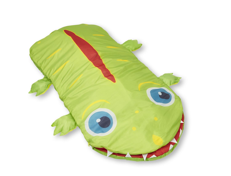 4 augie alligator slumber bag