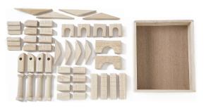 Melissa And Doug Toys - Architectural Unit Blocks