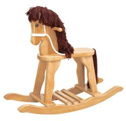 Derby Rocking Horse-Natural